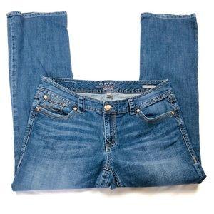 Seven7 Melissa McCarthy Bootcut Jeans Sz 18W